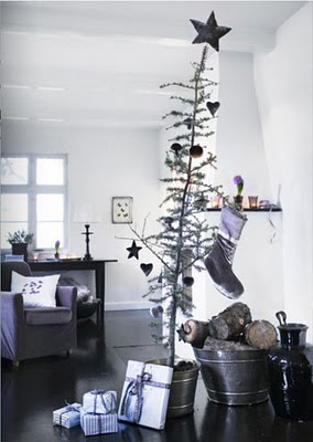 Branch Christmas Tree christmas tree – the little things