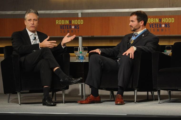Jon+Stewart+Robin+Hood+Veterans+Summit+hV4xp5qMj-jx